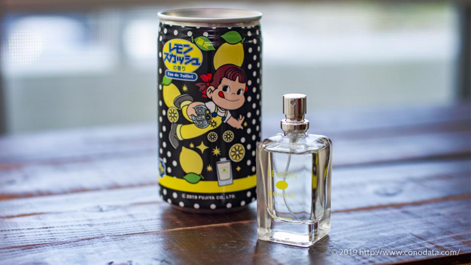 若年層へのプレゼントにも使えそう…?「不二家 レモンスカッシュの香り」
