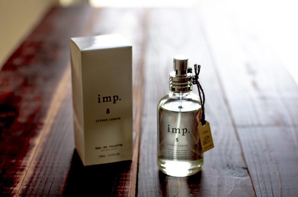 ラベンダーのフレグランスとしては最高「インプ(imp.)  シトラスレモン」