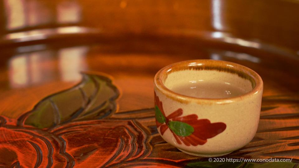 熟成された泡盛「古酒」のイメージ画像
